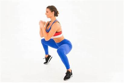 Squats Butt Squat Workout Beat Moves Sumo
