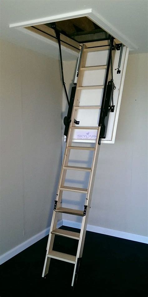 17 Best images about Loft access   ladder on Pinterest