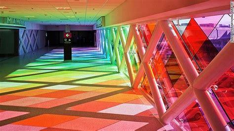 harmonic convergence  christopher janney  miami international airport art  public