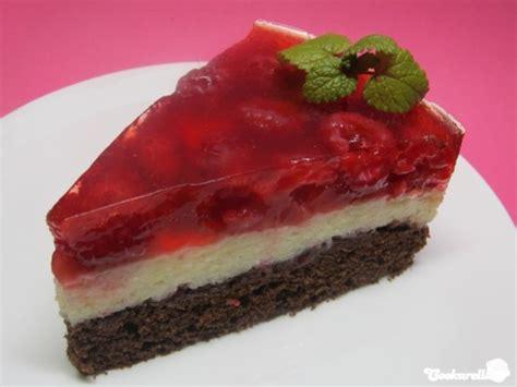 himbeer griess torte cookarella rezepte kreatives