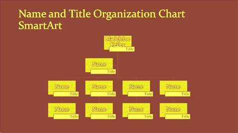 organization related excel templates