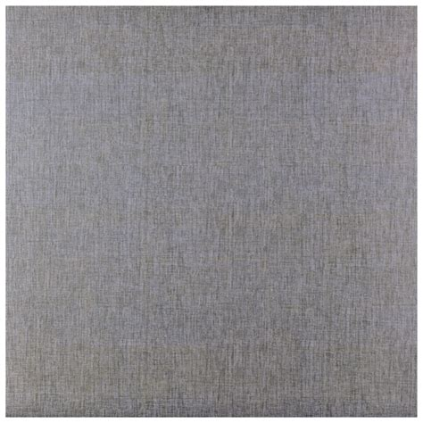 grey ceramic tile shop style selections gino 10 pack gray ceramic floor tile common 16 in x 16 in actual 15 74