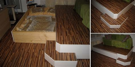 Sofa Freedom by Diy Hidden Bed For Small Rooms Home Design Garden
