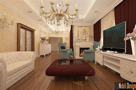 Design Interior, Clasic, Case, Apartamente, Modern