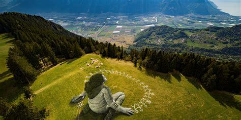 Beyond Crisis: Artist creates coronavirus-themed grass ...
