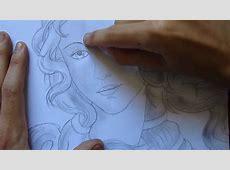 Come disegnare la Venere di Botticelli YouTube