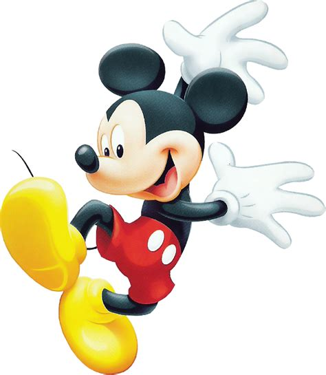 If it is valuable to you, please share it. Mickey Mouse Happy PNG Image - PurePNG | Free transparent ...