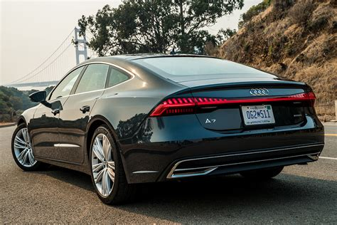 Audi A7 2019 by 2018 Vs 2019 Audi A7 What S The Difference Autotrader