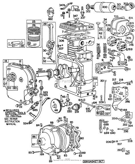 Briggs Stratton Parts Diagram For Cyl