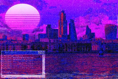 purple aesthetic wallpaper desktop