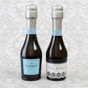 mini champagne labels a guide to choosing the right label With custom mini champagne bottles