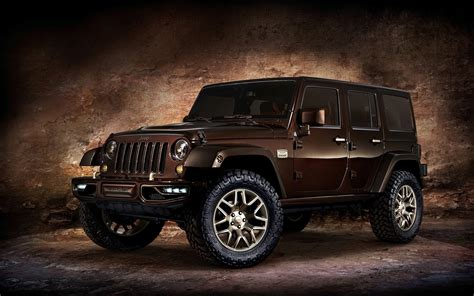 2014 Jeep Wrangler Sundancer Concept Wallpaper