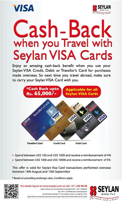 Check spelling or type a new query. Seylan Bank Credit or Debit card Cash back offer from 14th ...