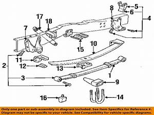 1994 Ford F 150 Suspension Diagram