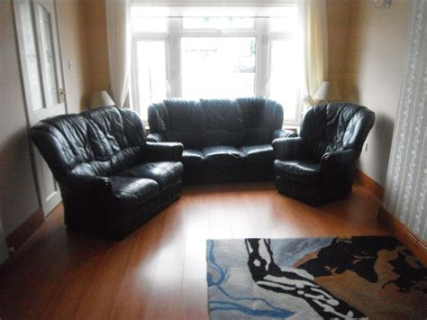 Second Hand Leather Sofa For Sale For Sale In