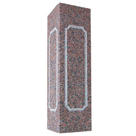 maple granite square column pillar supplier
