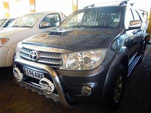 2009 Toyota Fortuner 3 0 D4d 4x4 For Sale
