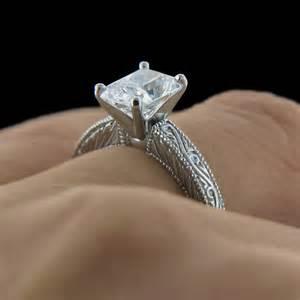 vintage engagement rings archives miadonna miadonna simulated diamonds - Vintage Solitaire Engagement Rings