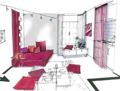 amenagement chambre 13m2 déco studio 13m2 exemples d 39 aménagements