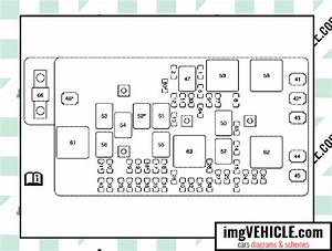 Chevrolet Colorado I Fuse Box Diagrams  U0026 Schemes