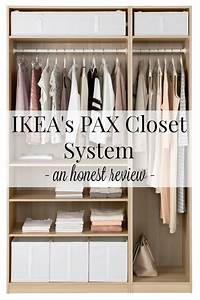 Ikea Pax System : ikea 39 s pax closet systems an honest review driven by decor ~ Buech-reservation.com Haus und Dekorationen