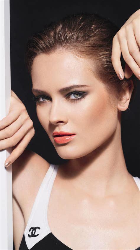 Wallpaper Monika Jagaciak, Top Fashion Models 2015, model ...