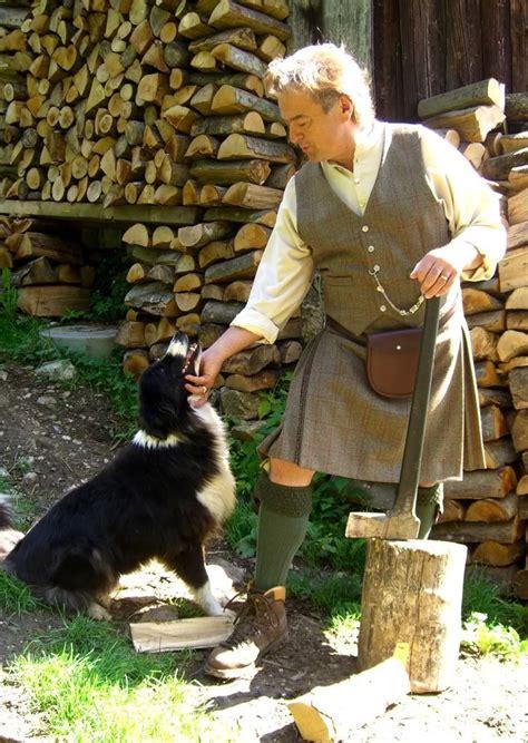 wood cutter kilt men  kilts kilt utility kilt