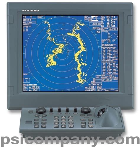 """Or radar, for radio detection and ranging) is a detection system that uses radio waves to determine the distance (range), angle, or velocity of objects. Furuno FAR2117 RADAR with 4' 6' 8' Antenna, 20.1"""" LCD Display, 12 KW Price"""