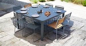 outdoor furniture With tables de jardin fermob