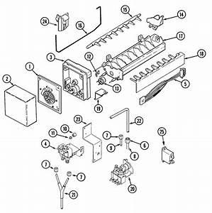 34 Sub Zero 642 Parts Diagram