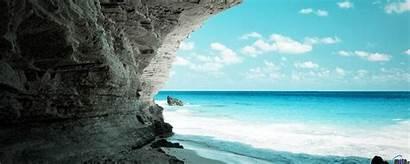 Dual Beach Monitor Screen 1024 2560 Desktop
