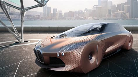 Bmw Unveils Incredible Self