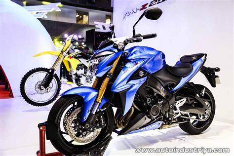 suzuki launches brand  bikes   ir bikefest