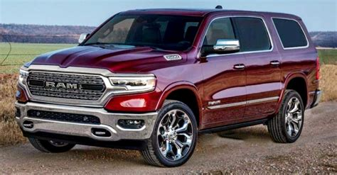 Ram 1500 Concept by 2019 Dodge Ram Ramcharger Concept Concept Vehicles Ram