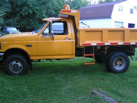 purchase   ford  dump truck  diesel
