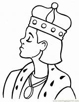 Coloring King Pages Royal Coloringpages101 sketch template