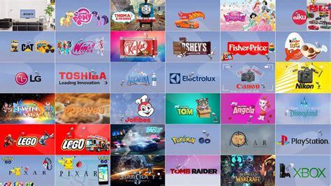 Top 36 (part2) Famous Brands Spoof Pixar Lamp Luxo Jr