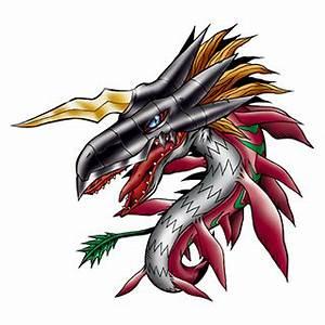 WaruSeadramon - Digimon Wiki: Go on an adventure to tame ...