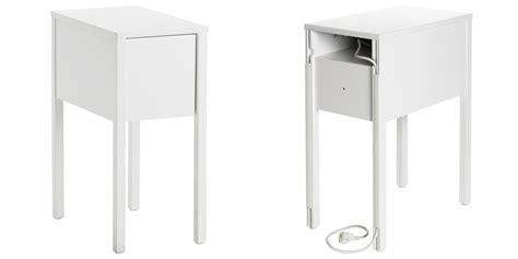 Ikea Nordli Nightstand by Ikea Starts Sale Of Wireless Charged Furniture