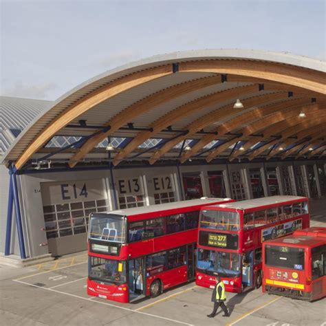 West Ham Bus Station  Briggs & Forrester