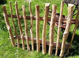 Welches Holz Für Gartenzaun : welchen zaun f r den permakulturgarten ~ Lizthompson.info Haus und Dekorationen