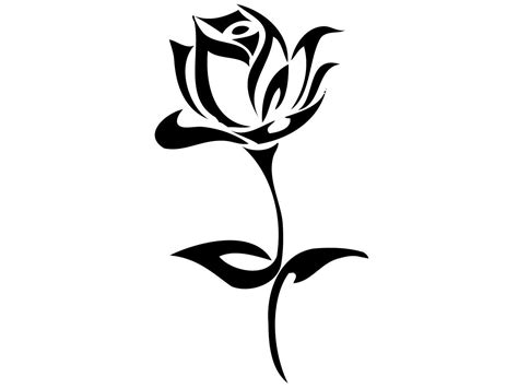 simple tribal heart tattoo tattoos design ideas clipart  clipart  silhouettes