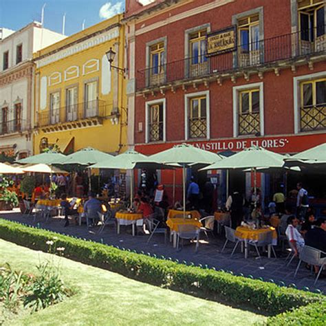 5 Best Spots For Outdoor Dining In Mexico City Travel