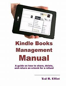 Read Online Kindle Books Managemet Manual  A Guide On How