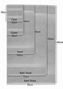 A Guide To Uk Towel Sizes Bath Guest Hand More