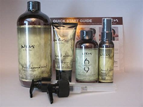 Wen By Chaz Dean Healthy Hair Care System