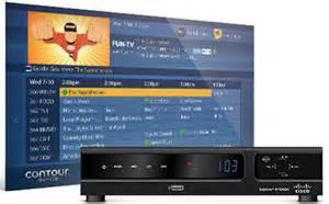 Cox Contour DVR Cable Box 2