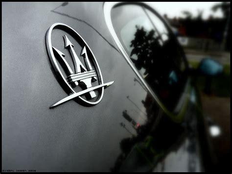 Maserati Logo Wallpaper Hd