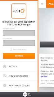 banque postale si鑒e social rci banque livret d épargne zesto android logiciels fr