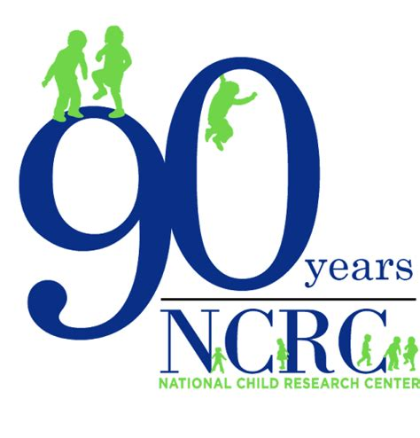 national child research center ncrc preschool 940 | FINAL 90th Logo